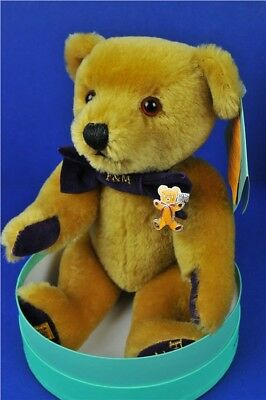 Fortnum & Mason Limited Edition Teddy Bear By Merrythought In Box 46/250