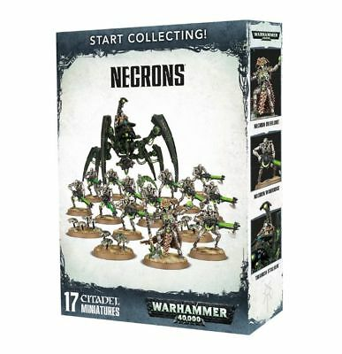 Start Collecting! Necrons Warhammer 40,000