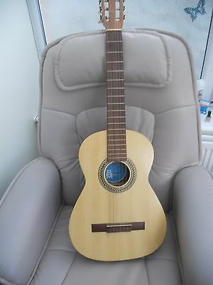 "B M Clasico 38"" 6 String  Guitar Made In Spain"
