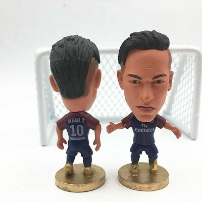 Neymar Junior Action Figure Soccer Football Brazil P.S.G Paris St Germain UK Toy