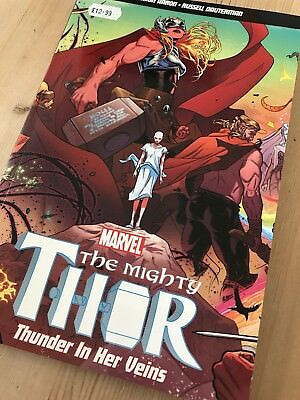 The Mighty Thor - Thunder In Her Veins