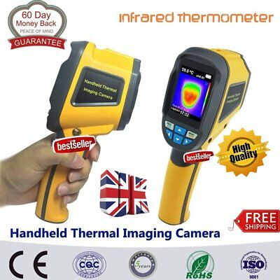 Precision Protable Thermal Image Camera Infrared Thermometer Imager 2.4 Inch