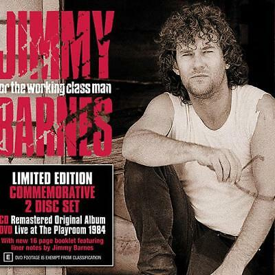 Jimmy Barnes - For The Working Class Man (Commemorative Edition) (CD DOUBLE SLIM