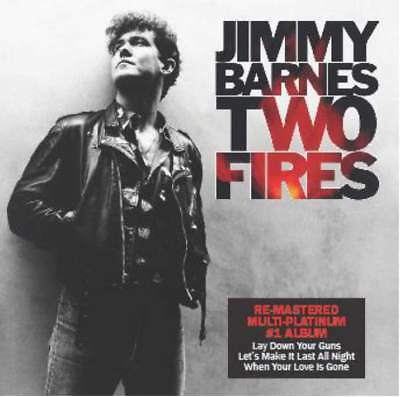 Jimmy Barnes - Two Fires (CD ALBUM)