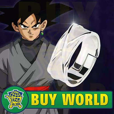 ANELLO tempo Dragon Ball Super Son Goku vegeta Black super sayan god kaioshin