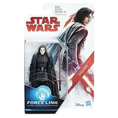 Action Figure Personaggio Star Wars Last Jedi Kylo Renn Hasbro 10 Cm
