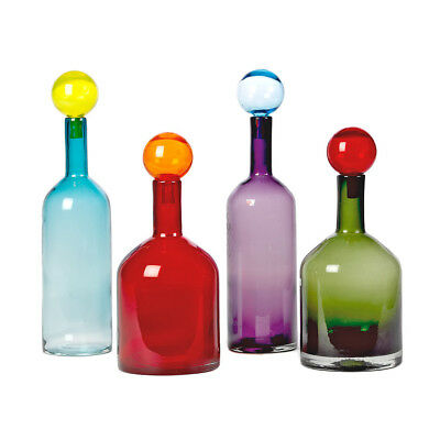 Bubbles and Bottles set of 4 Pols Potten