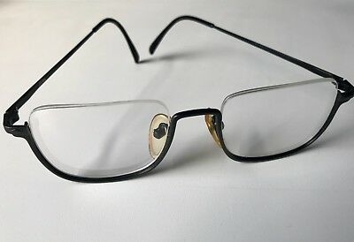 Jean Paul Gaultier 55-7161 Vintage eyeglasses prescription frame 1990