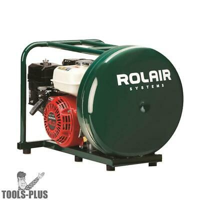 Rolair GD4000PV5H 4HP 4-1/2 Gal Gas-Powered Hand Carry Air Compressor New