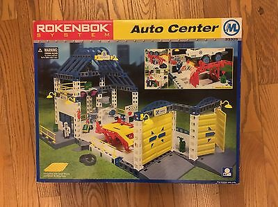 Rokenbok System Auto Center Set Model #33325 in Original Box w/Instructions
