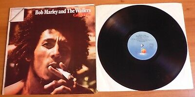 Lp 33 Giri Bob Marley And The Wailers - Catch A Fire - 1973 - Orl 8110 - 10/17
