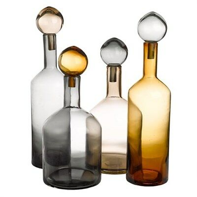 Bubbles and Bottles Chic set of 4 Pols Potten