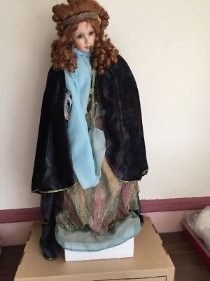 """Kingstate The Dollcrafter Designed By Robin Woods 28"""" #289/2500"""
