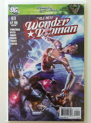 Wonder Woman #611 Alex Garner 1:10 Variant Cover Comic 1St Printing Nm Movie