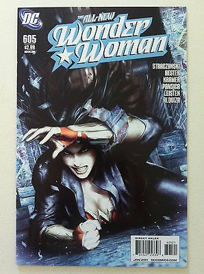 Wonder Woman #605 Alex Garner 1:10 Variant Cover Comic 1St Printing Nm- Movie