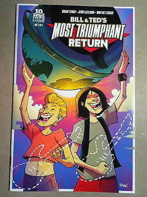 Bill & Ted's Most Triumphant Return #1 Rob Guillory 1:10 Chase Variant Boom! Nm