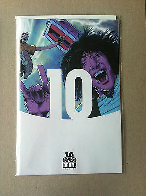 Bill & Ted's Most Triumphant Return #1 Trevor Hairsine 1:10 Years Variant Nm 1St