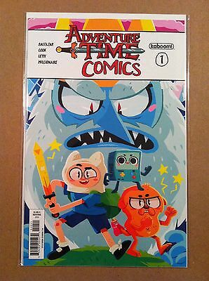 Adventure Time Comics #1 Cover A Erin Hunting Tony Millionaire Nm 1St Printing