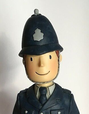 Robert Harrop Mr Benn The Policeman Bn15 + Truncheon Souvenir  Mib