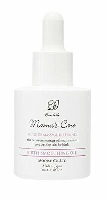 Angeliebe Mamas Care Smoothing Oil Delicate Zone Massage Oil 30Ml Japan New