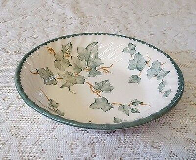 "British Home Stores ""Country Vine"" Dessert/Cereal/Soup Bowl ~ BHS"