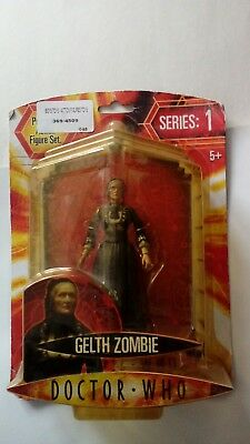 Doctor who series 1 posseable Gelth zombie action figure 5+
