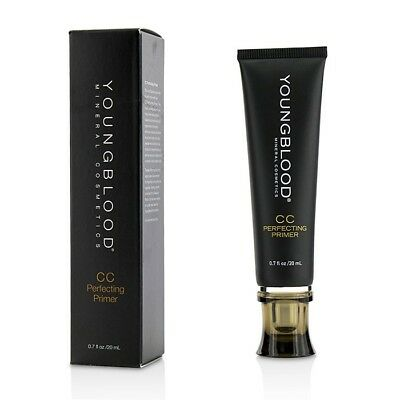 NEW Youngblood CC Perfecting Primer - # Bare 0.7oz Womens Make Up