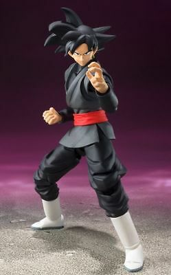 Preordine!!!!!  Dragon Ball Super Goku Black Sh Figuarts- Bandai