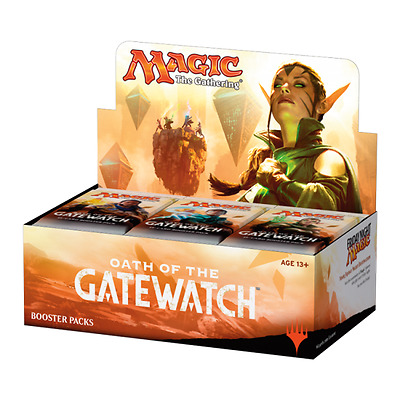MTG - Oath of the Gatewatch - Booster Box (36x packs) (Factory Sealed) (New)