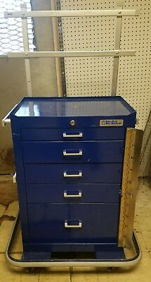 Blue Bell Bio-Medical Crash Cart