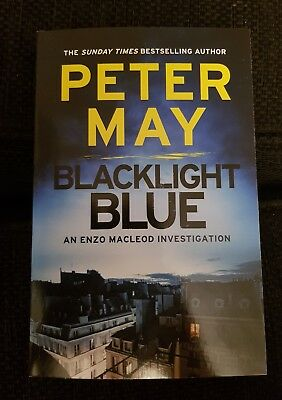 **NEW PB** Blacklight Blue by Peter May (Paperback, 2008)