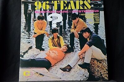 "Question Mark And  The Mysterians 96 Tears 12"" vinyl LP New"