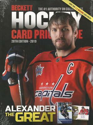 2018 Beckett Hockey Card Annual Price Guide - 27th Edition - $34.95 SRP