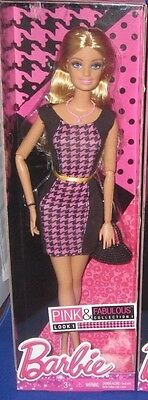 Barbie Collector Pink & Fabulous Collection 1 Look 1  Barbie Doll, New