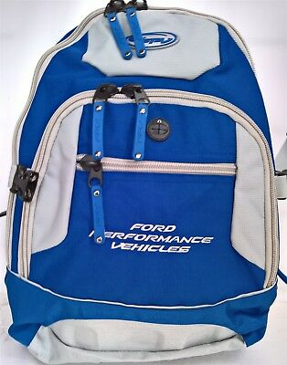 ~ Ford FPV - PERFORMANCE VEHICLES LARGE BACKPACK BAG Luggage Falcon XR8 Rare