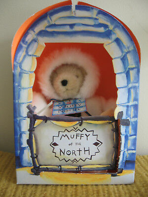 Vanderbear - 1994 - MUFFY OF THE NORTH WITH SEAL-  Limited Ed - NIB