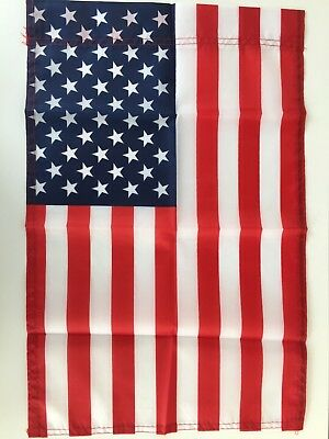12x18 American Garden Flag - United States of America - USA US Small Yard Banner