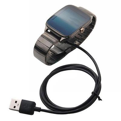 USB Magnetic Faster Charging Cable Charger Cord For ASUS ZenWatch 2 Smart Watch