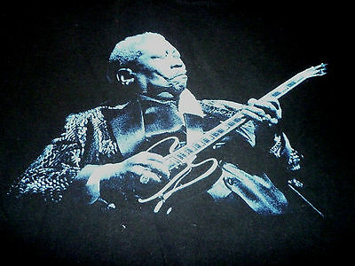 B.B. King 2005 Tour Shirt ( Used Size XL ) Very Good Condition!!!