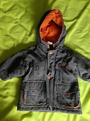 Boys Size 1 Winter Hooded Jacket