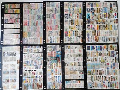 LARGE COLLECTION OF USA STAMPS MIXED LOT x 1200 different - Good used