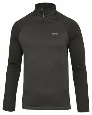 Odlo Pact Midlayer 1/2 zip - maglia in pile - uomo