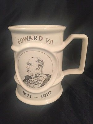 Holkham Limited Edition Tankard Edward VII Sandringham Norfolk 766 of 1000