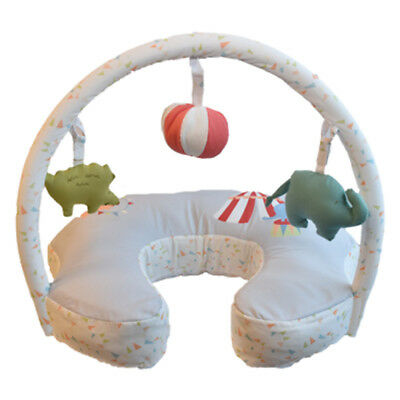 Mombo Nursing Pillow & Toy Silly Circus