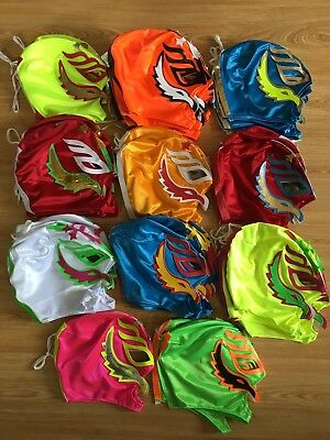 New WWE Rey Mysterio Jnr Replica wrestling Masks Wrestler Superstars Fancy-dress