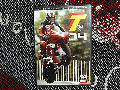 Isle Of Man Tt 2004 Official Review - Region 0 Dvd