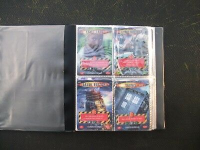 Dr Doctor Who Battles in Time Exterminator  98  Card Set VGC