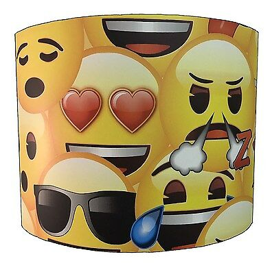 Emoji Lampshades Ideal To Match Emoji Wallpaper, Emoji Quilts & Emoji Cushions.