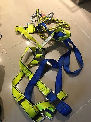 G Force p10 Safety harness