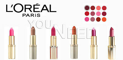 L'ORÉAL PARIS, Rossetto Color Riche Gold Pack